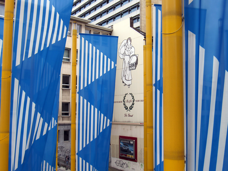Brüssel Impressionen: StreetArt