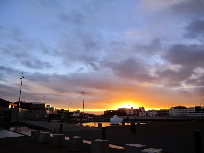 Reykjavik Impressionen