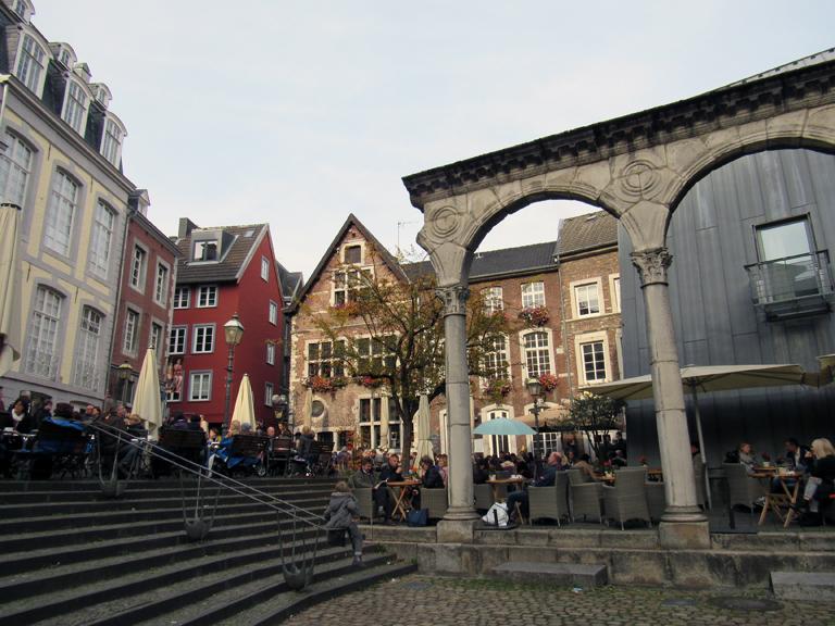 Ich habe mich der Aachen Challengegestellt