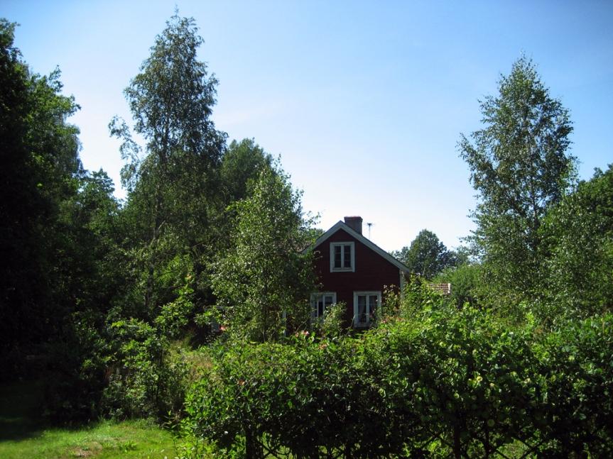 Die Suche nach dem perfekten Ferienhaus in Schweden ~Anzeige